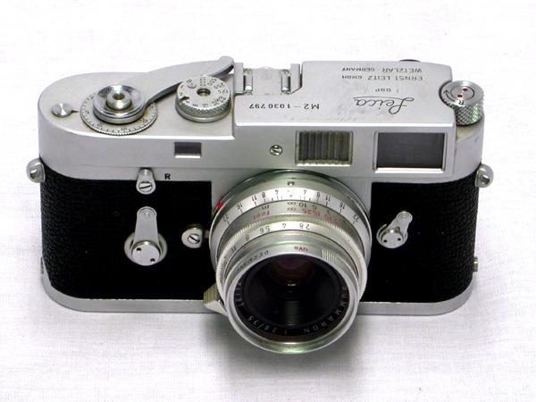 1961 Leica M2 Leicam2