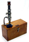Demonstration microscope 1930 guf greenough binocular microscope 1900